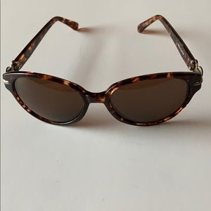 Brighton Women's Tortoise Sunglasses